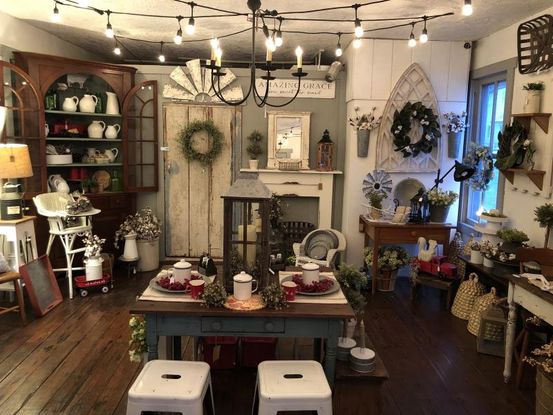 We Have Recently Revamped The Furniture Barn To House All Of Our New Farm  House Decor!